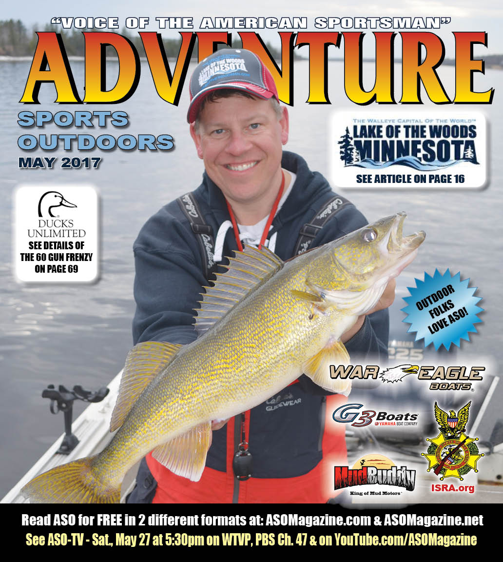 READ ASO - Adventure Sports Outdoors Magazine