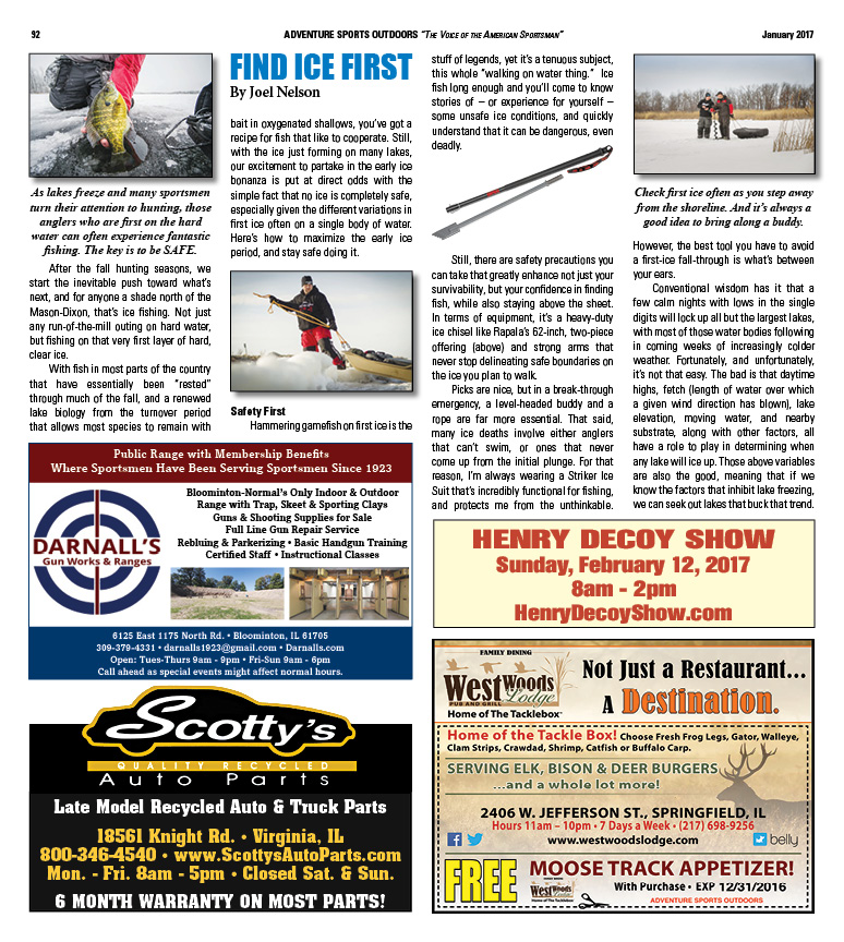 092 - Adventure Sports Outdoors Magazine